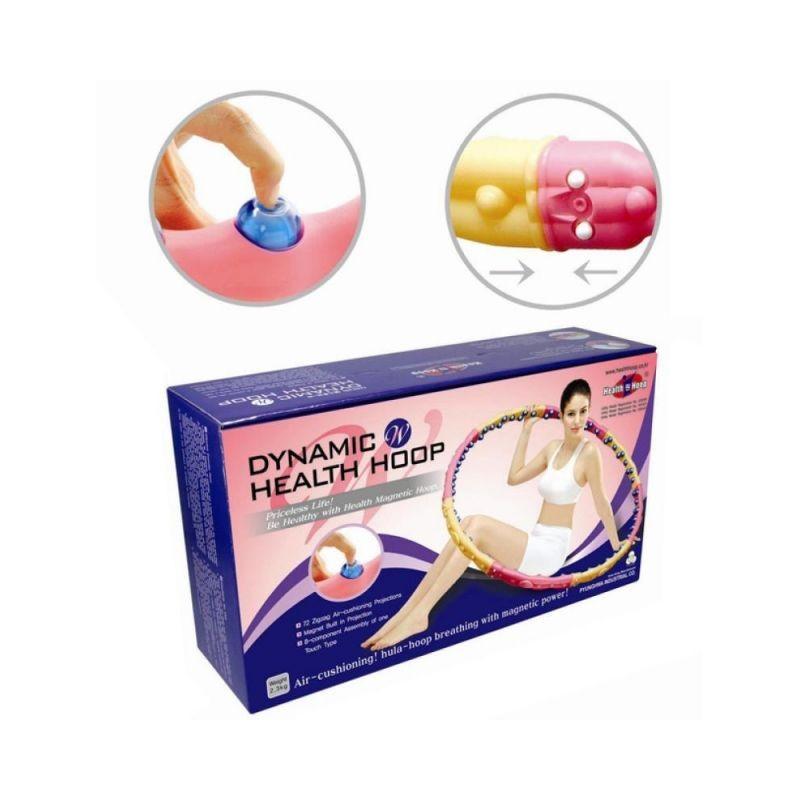 Массажный обруч Health Hoop Dynamic W 2,3 кг