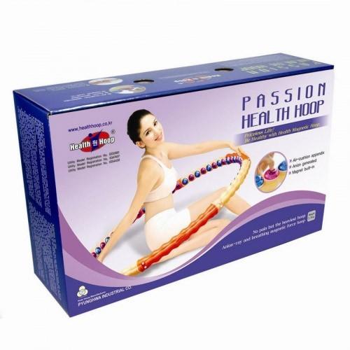 Массажный обруч Health Hoop Passion 2,8 кг