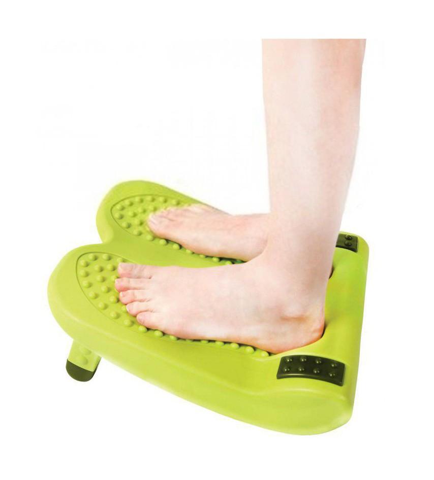 Тренажёр для ног и спины Health Hoop Magic Stretch 2 в 1